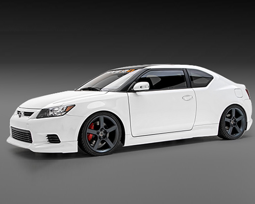 3dCarbon 4 Piece Body Kit Scion tC 11-13