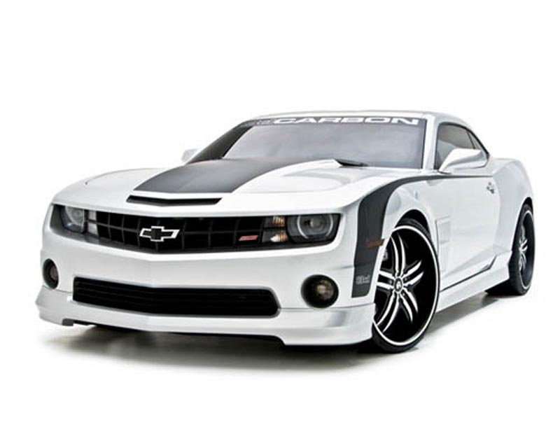 3dCarbon 4PC Body Kit Chevrolet Camaro SS & RS 10-13