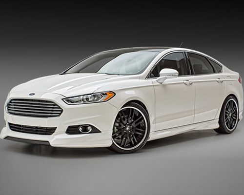 3dCarbon 4 Piece Body Kit Ford Fusion 13-14