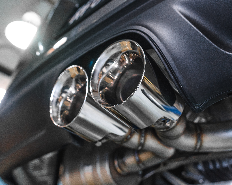 Agency Power Performance Catback Exhaust System Porsche