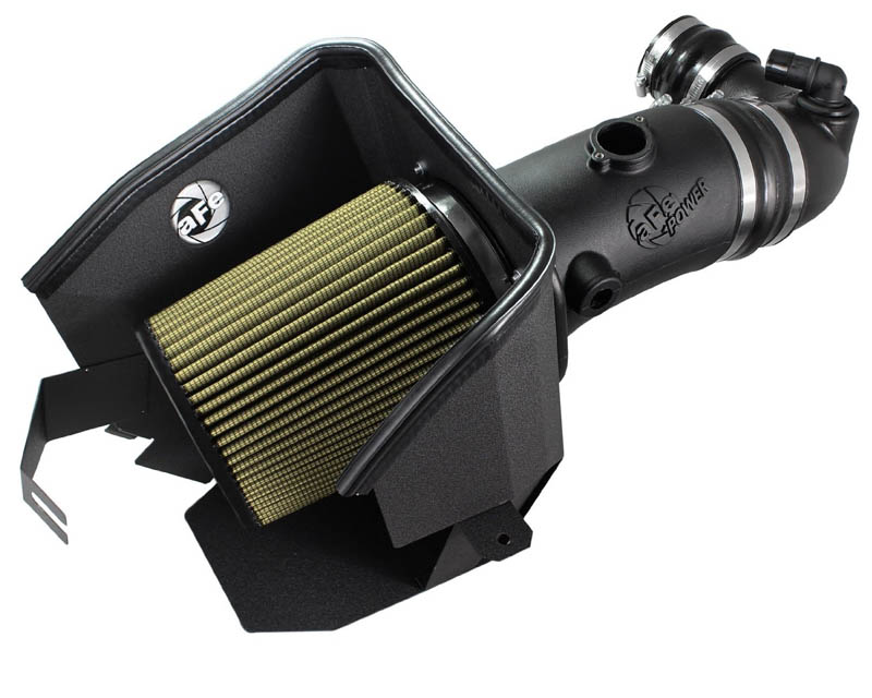 aFe Magnum FORCE Stage-2 Pro-GUARD 7 Air Intake System Ford F-250 Diesel V8 6.4L 08-10