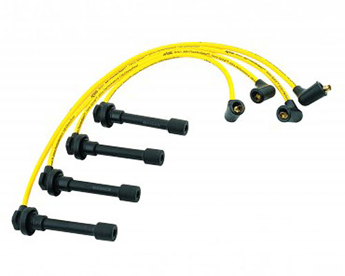 Accel Spark Plug Wires Yellow Honda Civic CX, DX, LX SOHC 16V 96-00