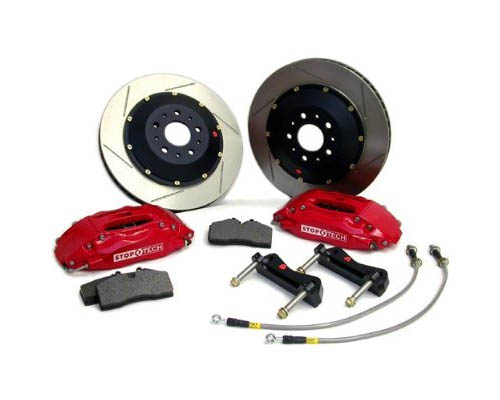 StopTech 328mm ST-40 Front Big Brake Kit Volkswagen Beetle 98-10