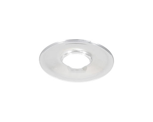 K&N 0.563 inch Chrome Base Plate with 14 inch OD