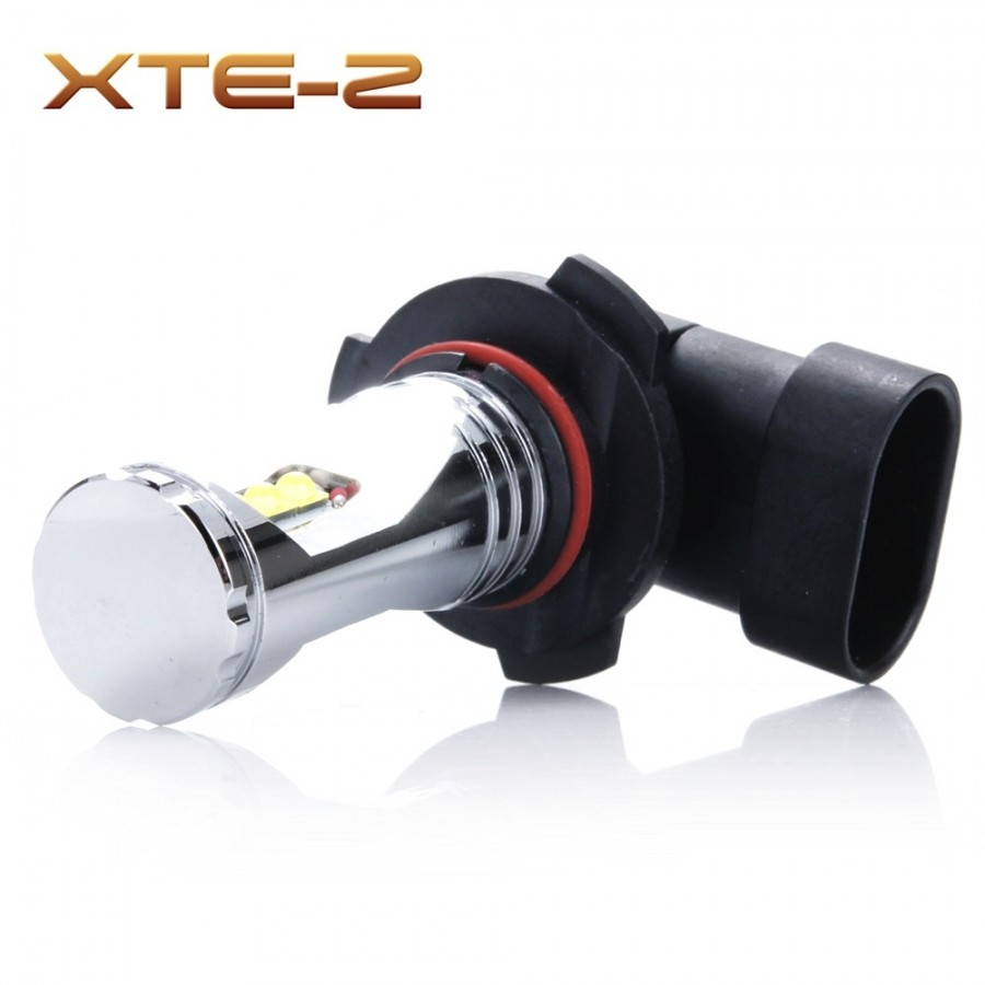 VLEDS 6 XTE-2 LED Fog Light Bulbs HB3 9005 H10 9145 - 9005_6_XTE2