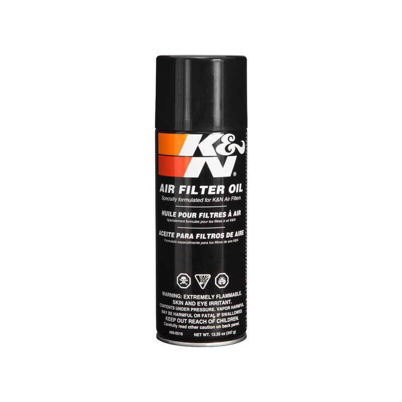 K&N 12.25oz Aerosol Spray Air Filter Oil