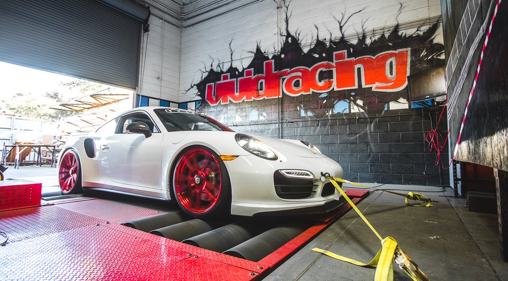 VR Tuned ECU Flash Tune Porsche 991 Turbo 3.8L 520hp 14-17