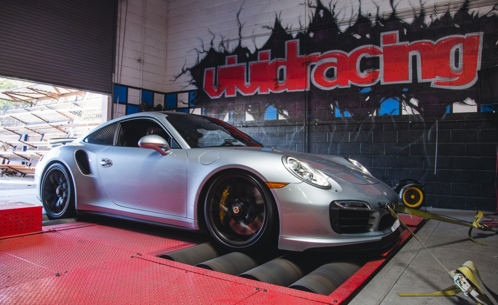 VR Tuned ECU Flash Tune Porsche 991 Turbo S 3.8L 560hp 14-17