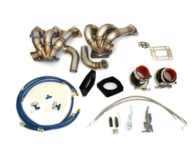 Agency Power Garrett GT28 GT30 Turbo Upgrade Parts Porsche 996 Turbo | GT2 01-05