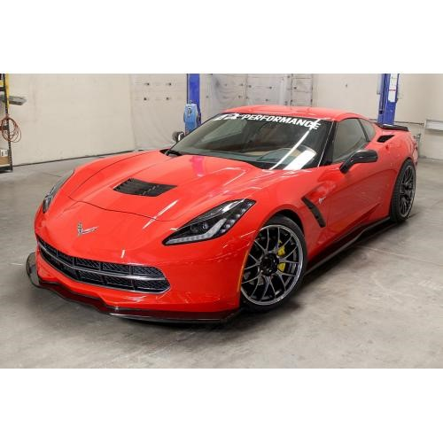 APR Performance Carbon Fiber Aero Kit Chevrolet Corvette C7 Stingray 14-15