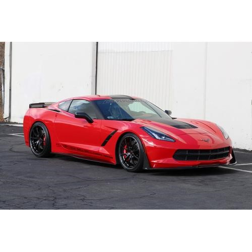 APR Performance Carbon Fiber Track Pack Aero Kit Chevrolet Corvette C7 Stingray 14-15