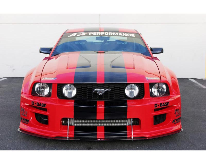 APR Wide Body Kit Ford Mustang S197 GT-R 05-09