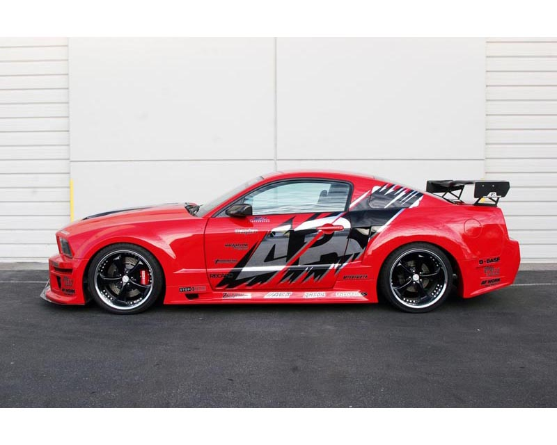 Apr Wide Body Kit Ford Mustang S197 Gt R 05 09