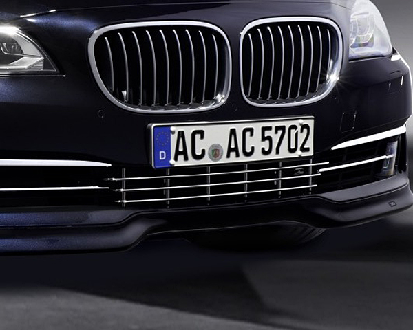 AC Schnitzer Chrome Front Grille BMW 7-Series F01|F02 without M-Technik Aero 13-14