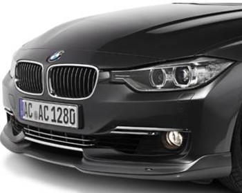 AC Schnitzer Chrome Front Grille BMW 3-Series F30|F31 with M-Technik Aero 12-15