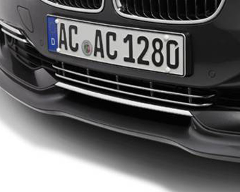 AC Schnitzer Chrome Front Grille BMW 3-Series F30|F31 without M-Technik Aero 12-15