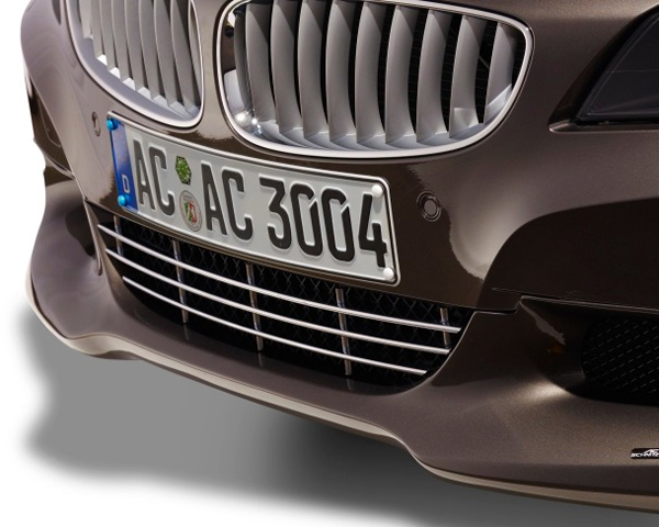 AC Schnitzer Chrome Front Grille BMW Z4 E89 without M Sports Package 09-14