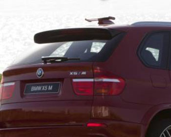 AC Schnitzer Carbon Rear Roof Wing Set BMW X5 | X5M E70 07-13