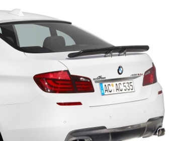 AC Schnitzer Carbon Racing Rear Wing BMW M5 F10 12-16