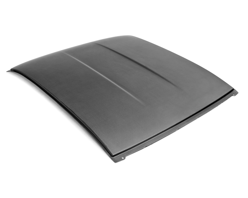 Anderson Composites Dry Carbon Fiber Full Roof Replacement Chevrolet Camaro 10-15