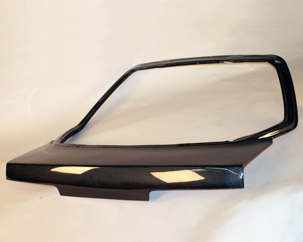 Advan Carbon OEM Style Carbon Fiber Hatchback Acura Integra 90-93