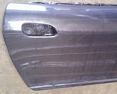 Advan Carbon OEM Style Carbon Fiber Right Door Honda S2000 00-09