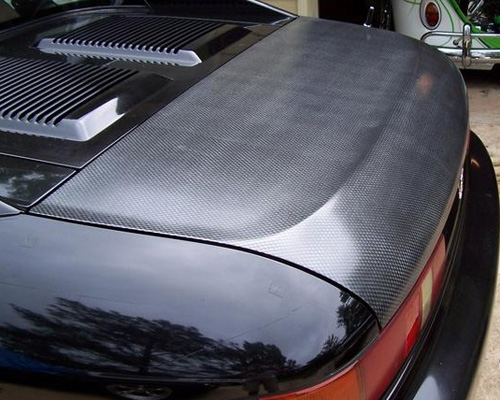 Advan Carbon OEM Style Carbon Fiber Rear Trunk Lid Toyota MR2 91-96