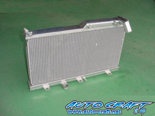 Auto Craft Radiator 01 Mazda RX-7 FD3S 93-02