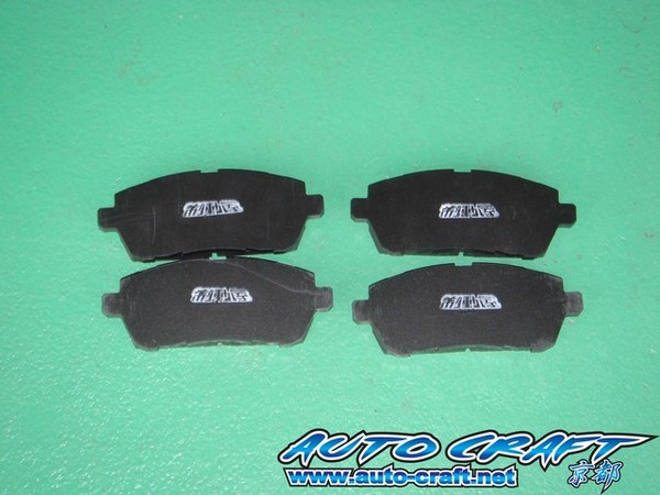 Auto Craft Brake Pad | Front 02 Mazda 2 07-13
