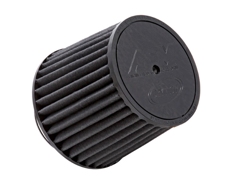 AEM DryFlow Air Filter 2.75inch X 5inch With Hole Universal