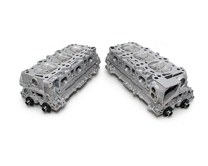 AMS Performance CNC Race Ported Cylinder Heads without Core Being Sent In Nissan GT-R R35 09-18