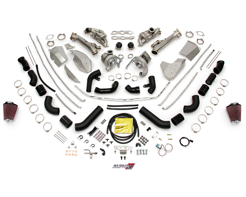 AMS Performance Alpha 10 Turbo Kit Nissan GT-R R35 09-17