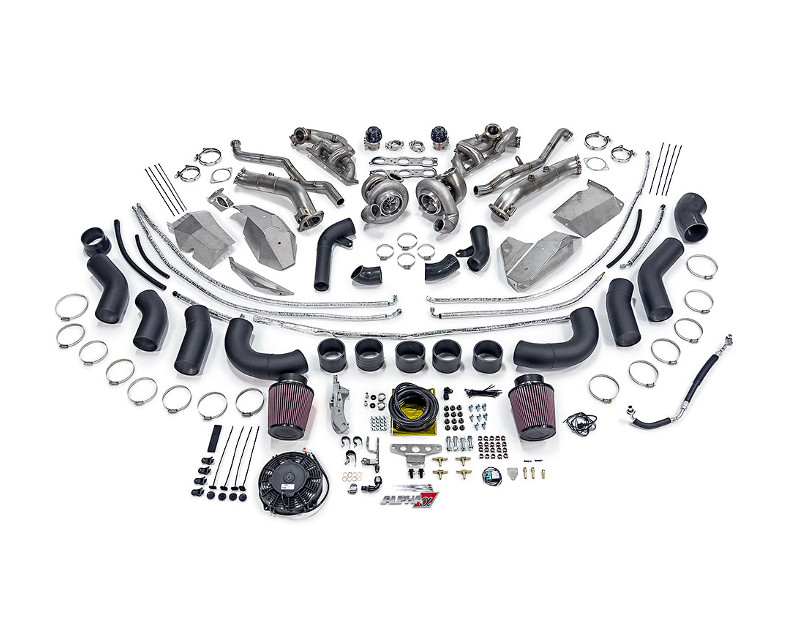 AMS Performance Alpha 16 Turbo Kit Nissan GT-R R35 09-15