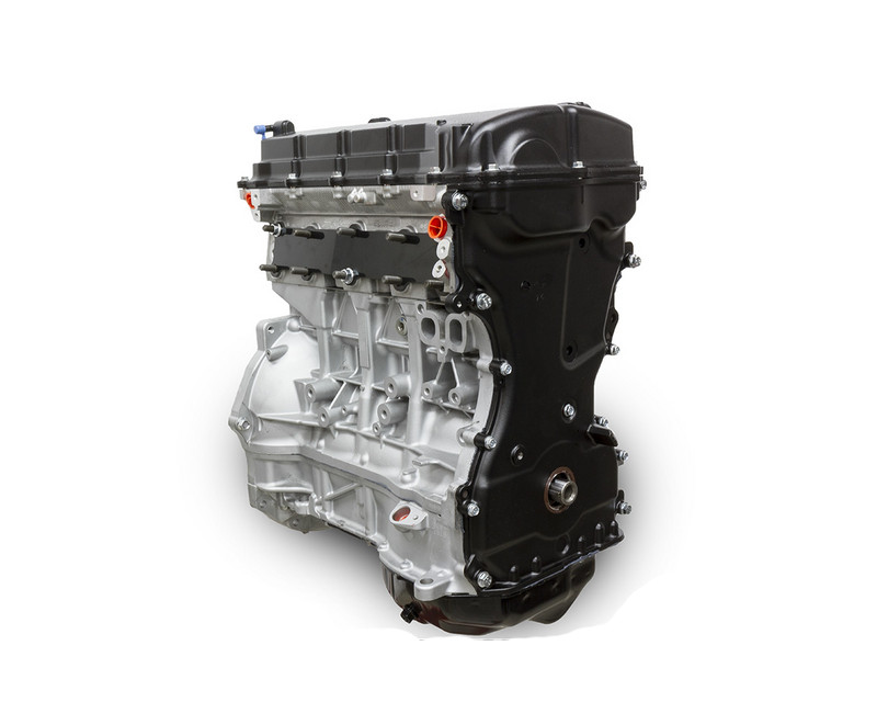 AMS Performance 2.4L Big Bore Crate Engine with 9.5:1 Compression Mitsubishi Evolution X 08-14