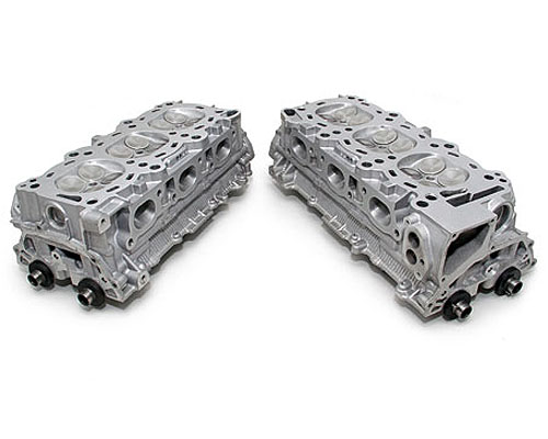 AMS Performance VR38 CNC Cylinder Heads without Core Nissan GT-R R35 09-18
