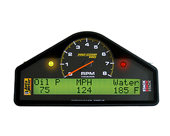 Auto Meter Pro Comp In-Dash 0-8k Tachometer w/Programmable Features