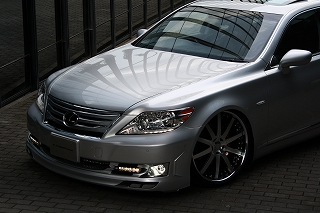 Answer Front Light Kit 01 Lexus LS 07-13
