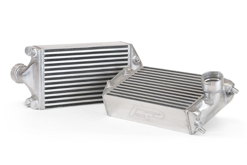 Agency Power High Flow Racing Intercoolers Porsche 996TT 01-05