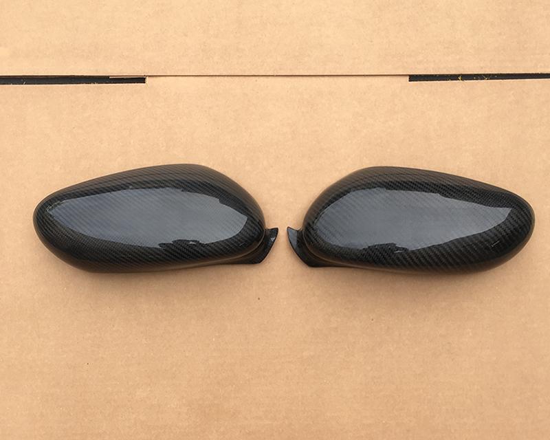 Agency Power Blemished Carbon Fiber Mirror Covers Porsche 996 TT | GT2 01-05 CLEARANCE