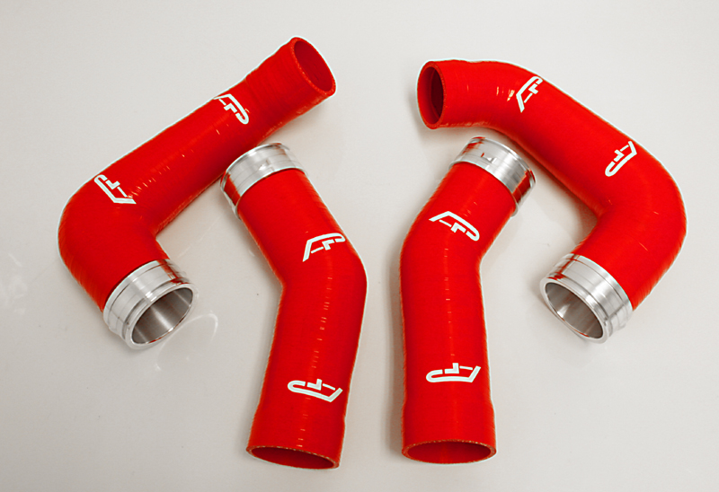 Agency Power Silicone Boost Hose Set Porsche 997 Turbo 07-09