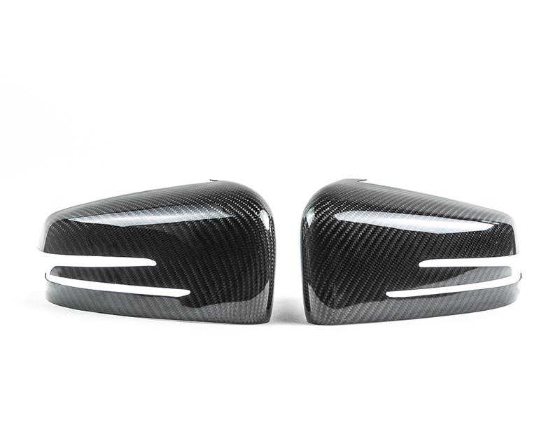 Agency Power Carbon Fiber Mirror Covers Mercedes-Benz CLA250 14-17