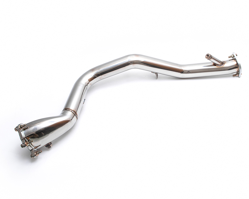 Agency Power Racing Downpipe Subaru WRX STI 02-07