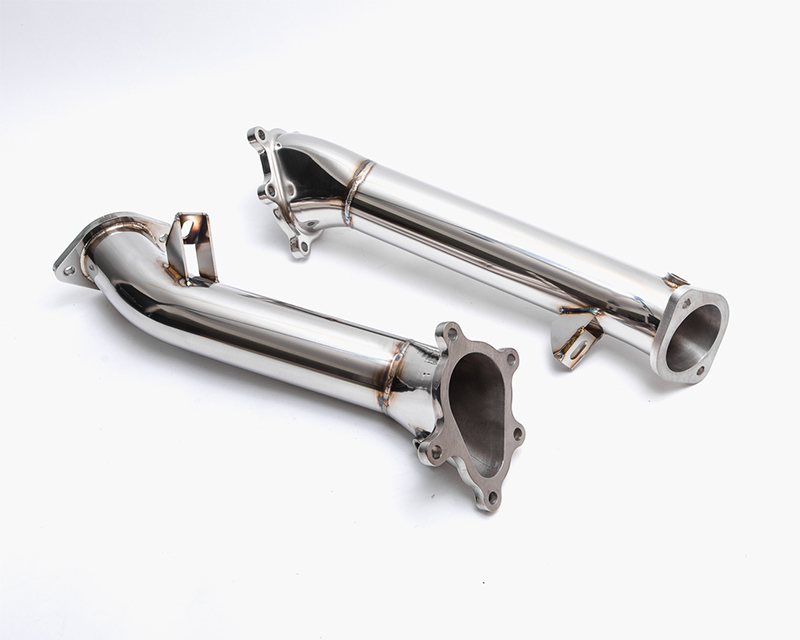 Agency Power Catless Downpipes Nissan R35 GT-R 09-16