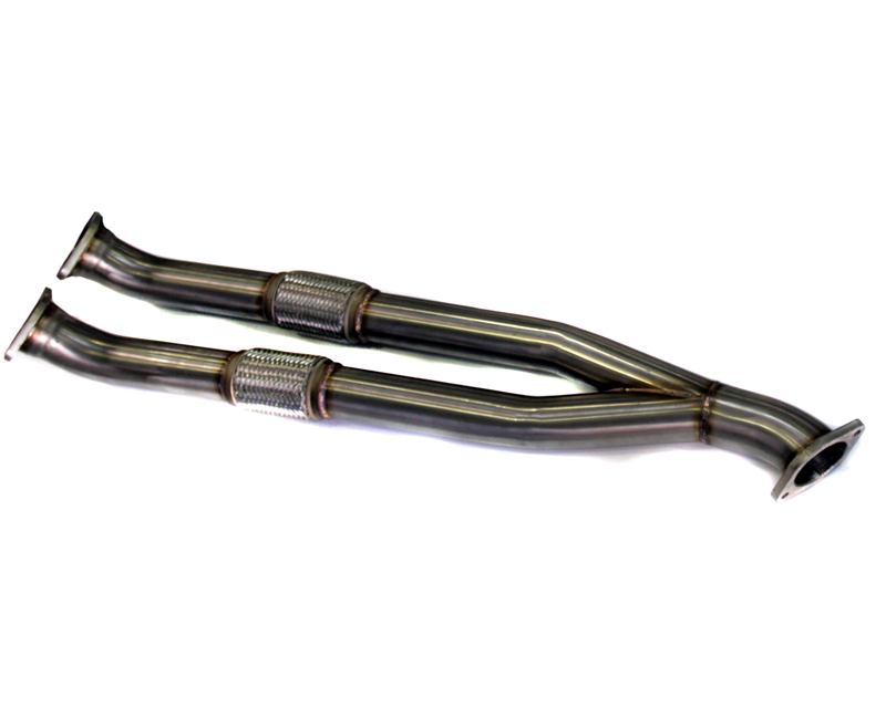 Agency Power Mid Y Pipe 90mm Nissan GT-R R35 09-17