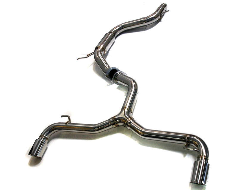 Agency Power Catback Exhaust Volkswagen GTI MKVI 10-12