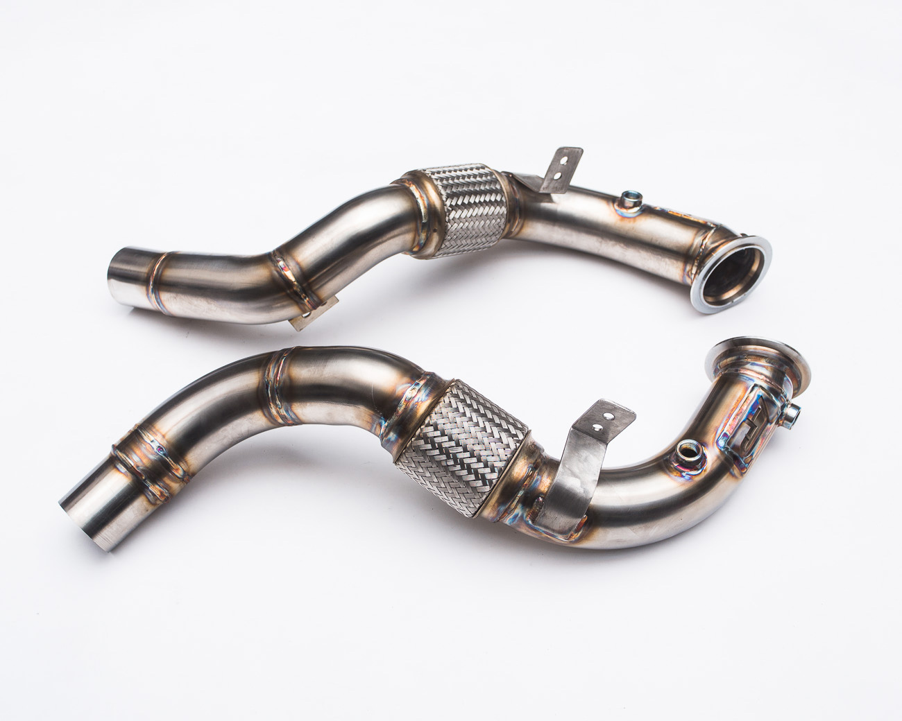 Agency Power Race Downpipes BMW X5M F85 | X6M F86 15-16