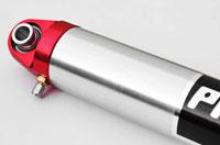 2.5 Inch Air Shock 16 Travel Red Profender Suspension - AR-16-42-16