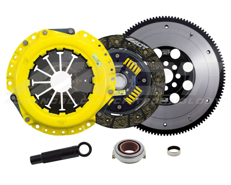 ACT Heavy Duty Performance Street Sprung Clutch Kit Honda Civic Si 12-15