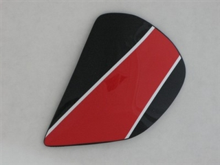Arai Astral Roberts Replica Red Side Pods