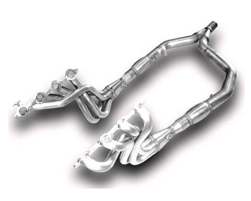 American Racing 1 7/8 x 3 Headers w/ 3 Race Y-Pipe Chevrolet Camaro LS1 2000